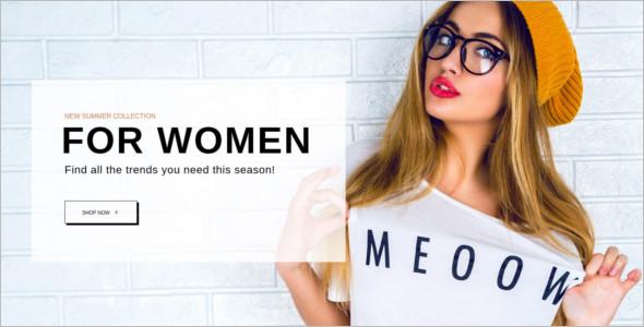 Women Clothes Store PrestaShop Theme