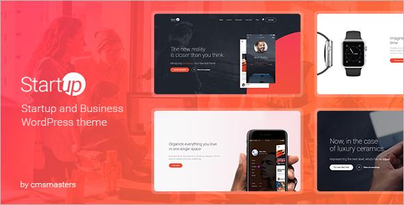 WordPress Theme for Business