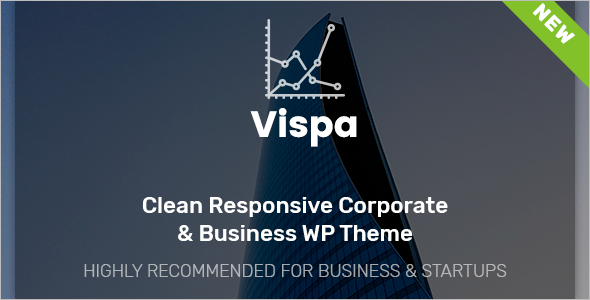 WordPress Theme for IT Company