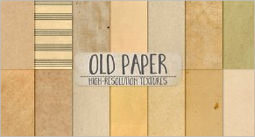 best Old PaperTextures