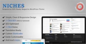 Ad Ready WordPress Theme