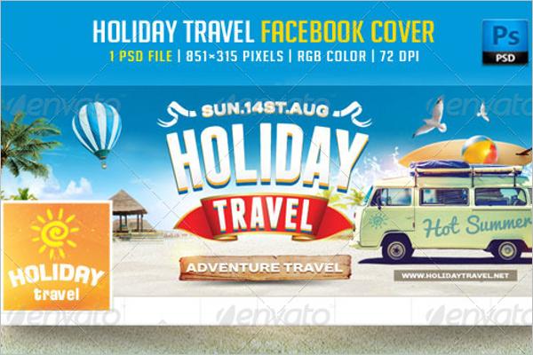 Adventure Travel Facebook Cover