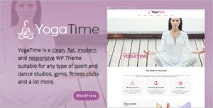 Beauty Fitness HTML5 Template