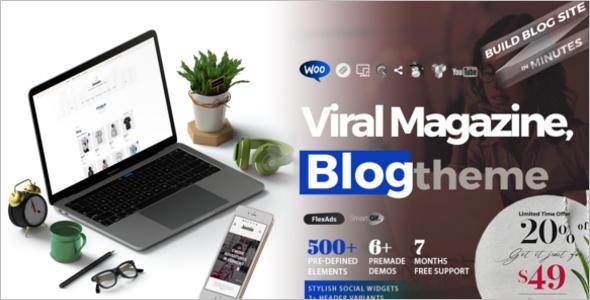 Best BuddyPress Blog Theme