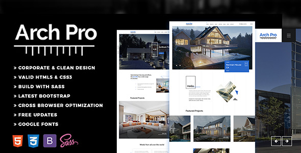 Best Construction & Building HTML5 Template