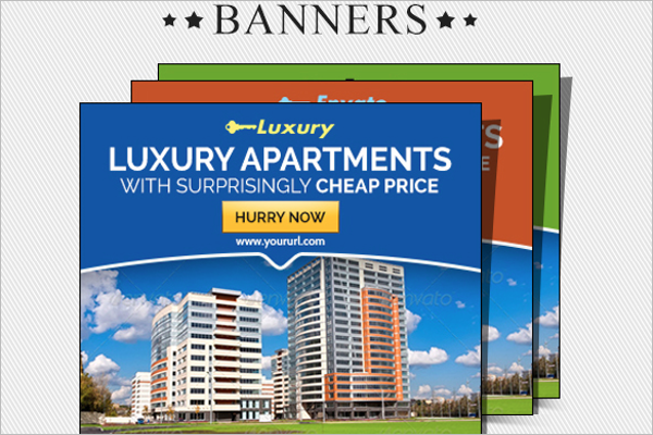 Best Real Estate Banner Template