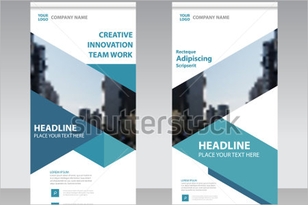 bi fold banner design - Banner Design Ideas