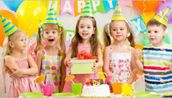 Birthday Party Illustrations Templates