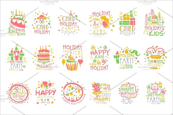 Birthday Party Promo Template