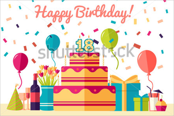 Birthday Party Sample Template