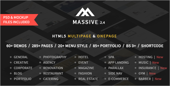 Blog Bootstrap HTML Template