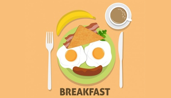 Breakfast Mockup Templates