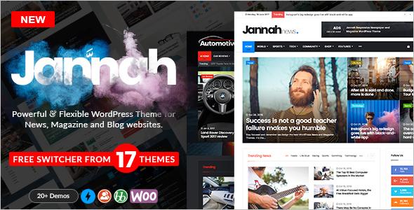 BuddyPress Blog Theme