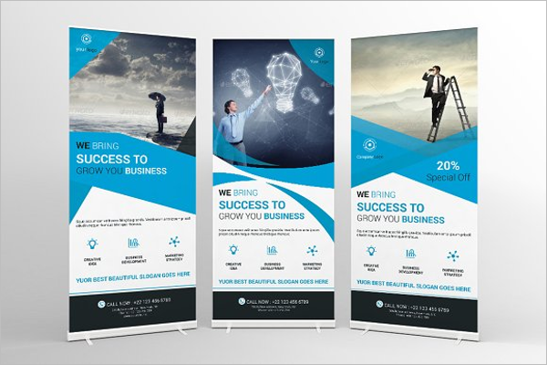 Business & Marketing Banner Design