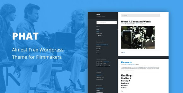 Cheap Community WordPress Theme