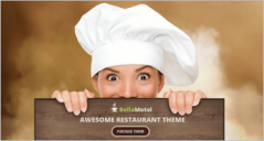 Chef WordPress Themes