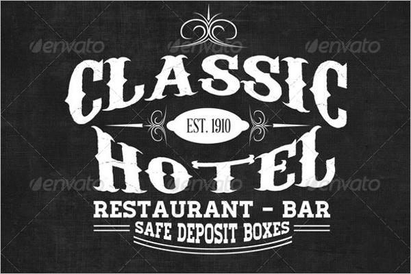 Classic Hotel Vintage Design