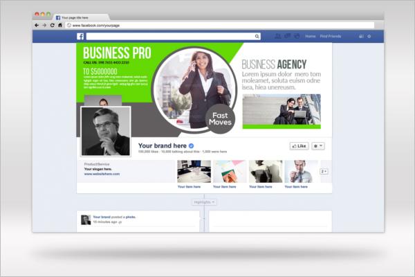 Corporate Real Estate Facebook Cover