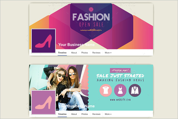 Creative Fashion Facebook Cover