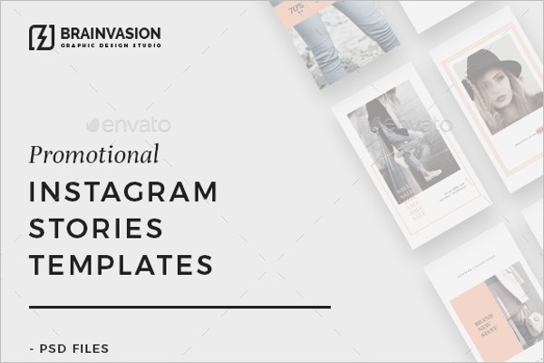 instagram stories templates free premium templates. Black Bedroom Furniture Sets. Home Design Ideas