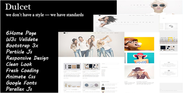 Creative Multipurpose One Page Template