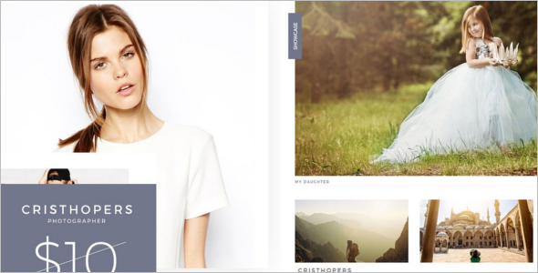 Cristophers-Photography-PHP-Theme