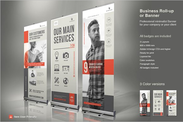 Custom Business Banner Design