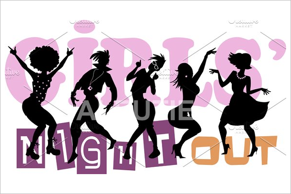 Dance Banner Background Template
