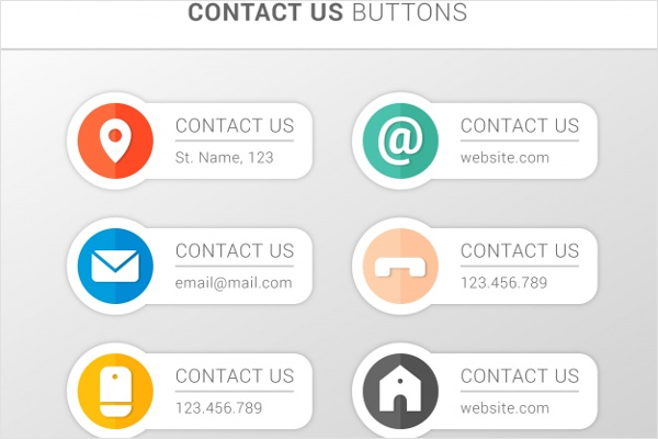 Download Button Sample Template