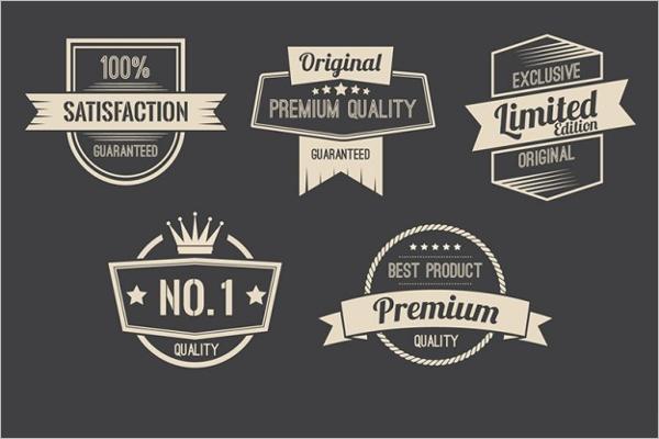 Download Vintage Badge Design
