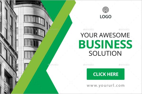 Editable Business Banner Design
