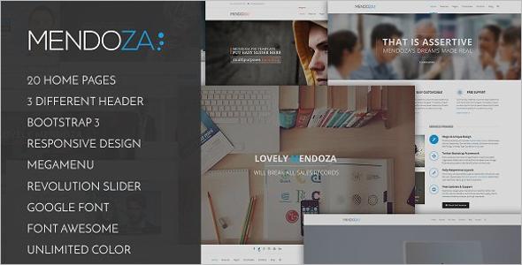 Elegant BuddyPress Business Theme