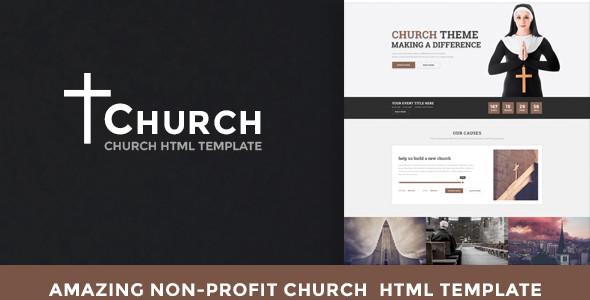 Elegant SEO HTML Template