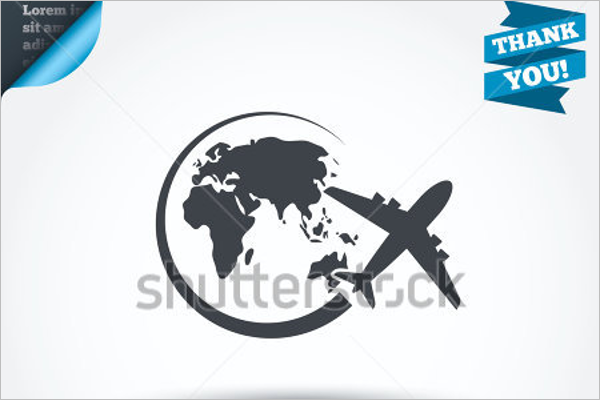 Elegant Travel Logo Design