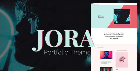 Exquisite Portfolio WordPress Theme