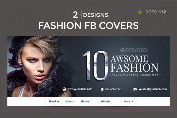 Fashion Facebook Marketing Cover