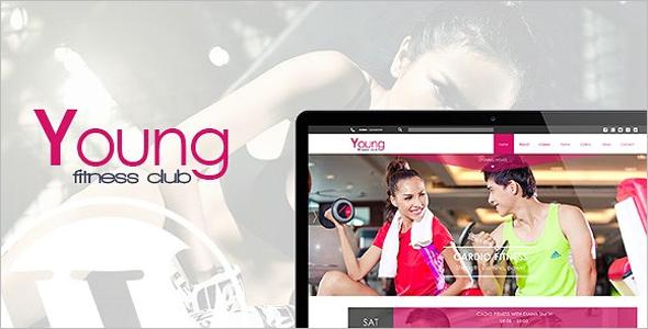 Fitness Spa WordPress Theme