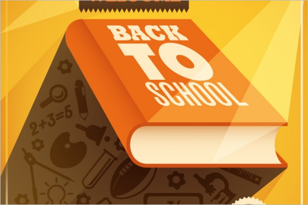 Free Back to School Background