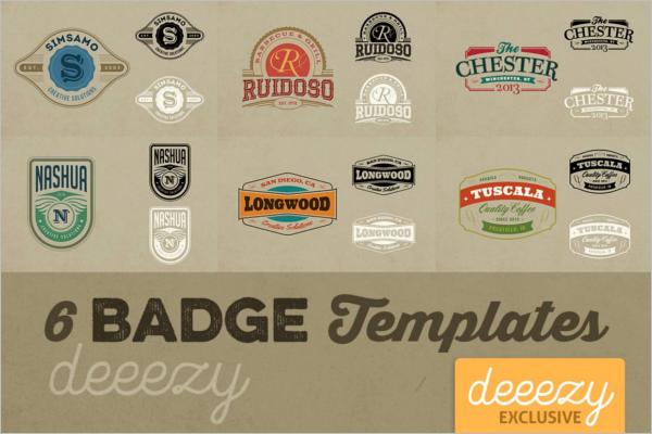 Free Badge Template