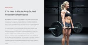 Gym Sports WordPress Theme