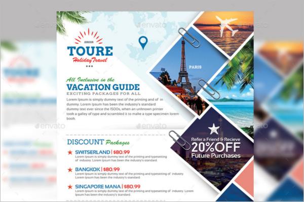 Holiday Travel Logo Design