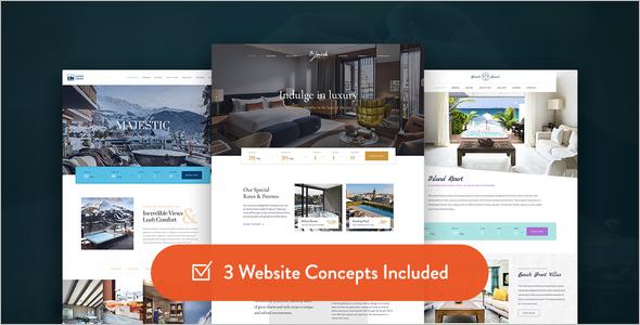 Hotel BuddyPress WordPress Theme
