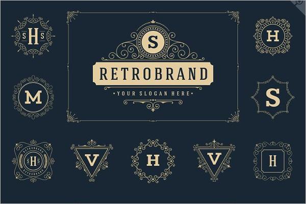 Hotel Label Bundle Design