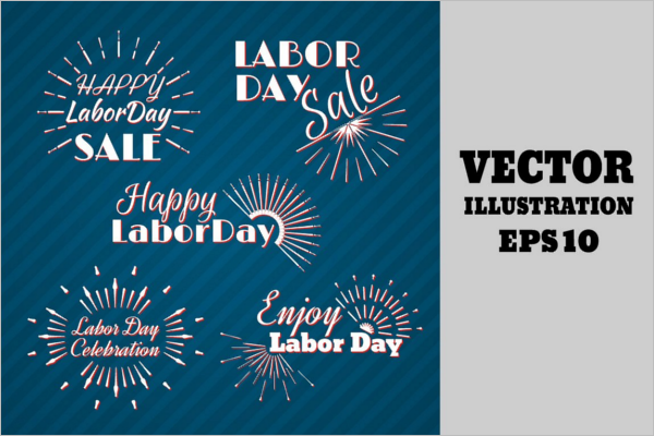 labor day banner templates free premium templates