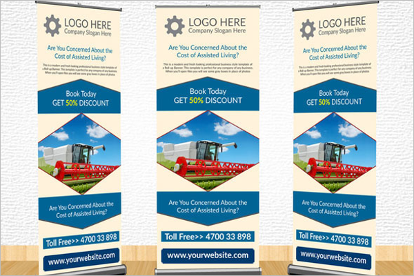 Latest Multipurpose Banner Template