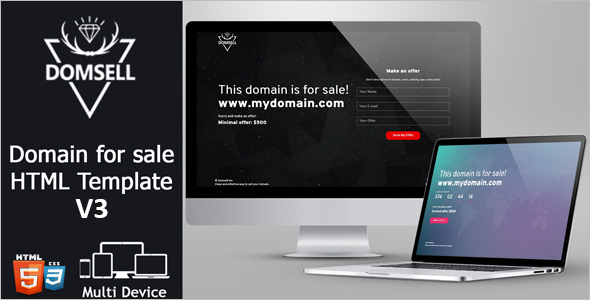 Latest Coming Soon HTML Template