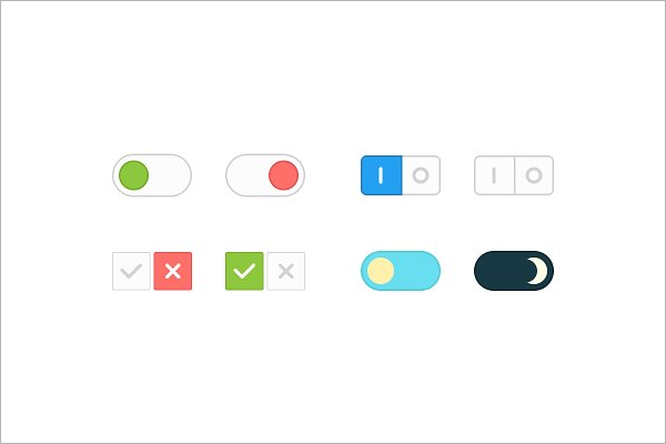 Latest Web Button Template