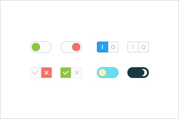 Latest Web Button Template