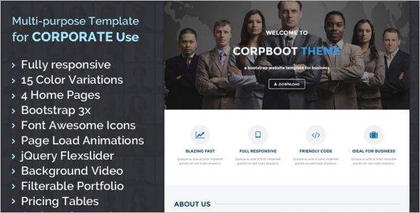 Law-PHP-Bootstrap-Theme