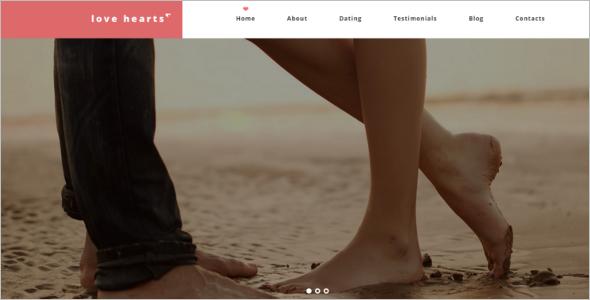 Love WordPress Theme